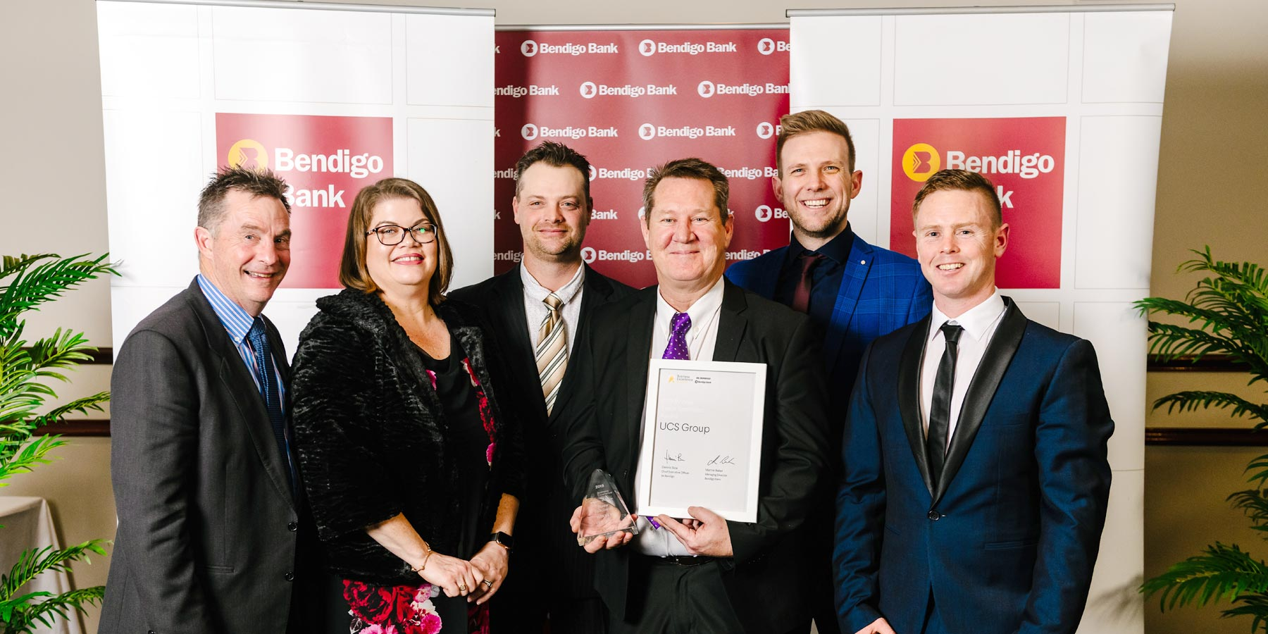 UCS Group wins 2019 Be.Bendigo award