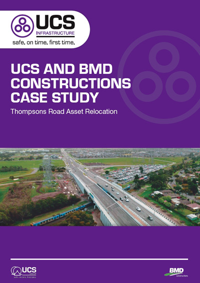 UCS Infrastructure Case Study Thompsons Road