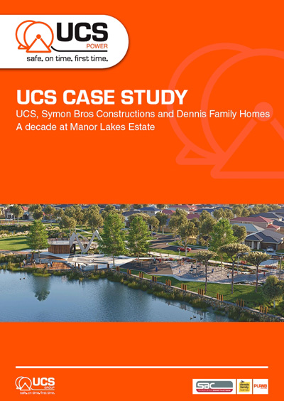 UCS Power Case Study Manor Lakes Estate
