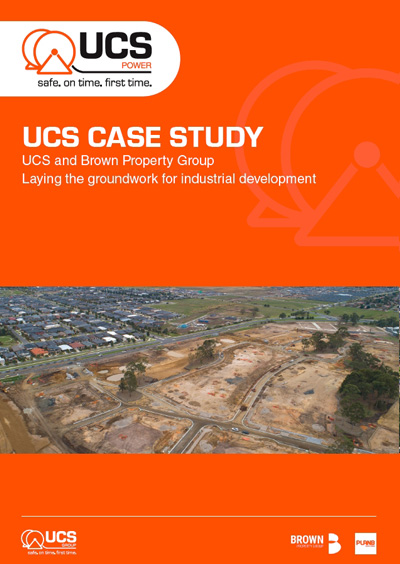 UCS Power Case Study Summit Business Park